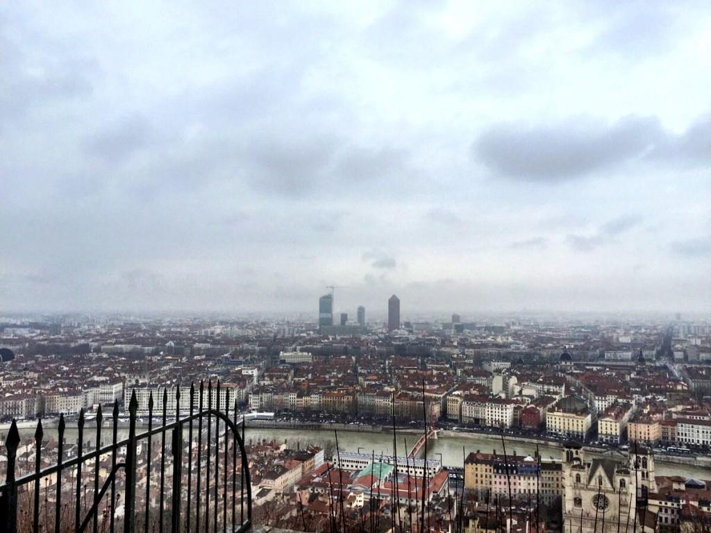 Lyon la belle