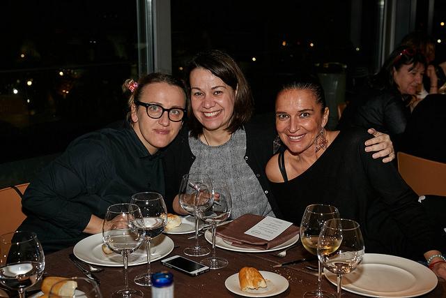 Parabere Forum: Elisia Menduni, Maria Canabal, Marzia Buzzanca