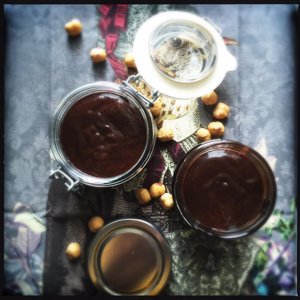 crema bimby nocciole e ciocco fondente