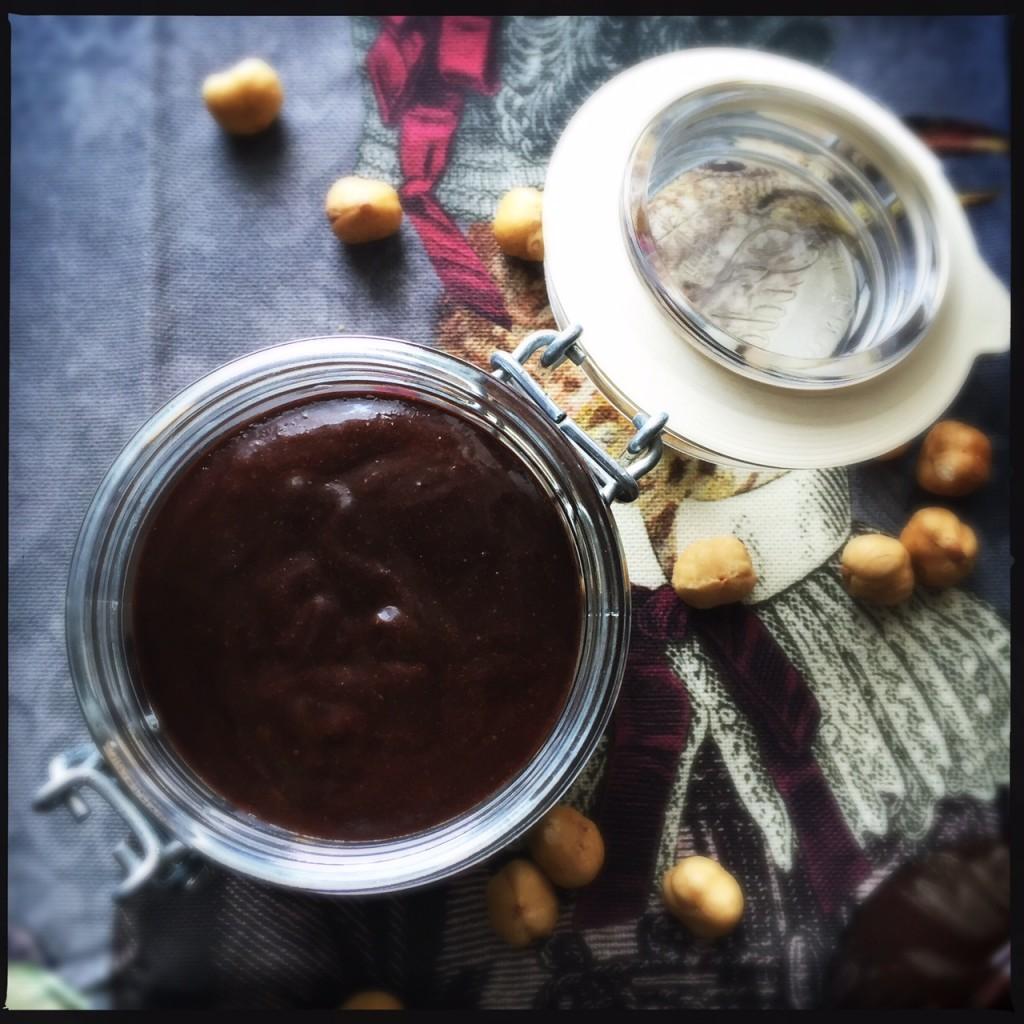 crema cioccolato e nocciole Bimby