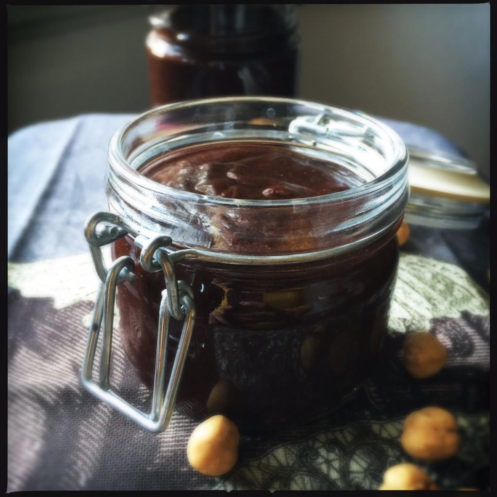 crema cioccolato e nocciole Bimby. 2