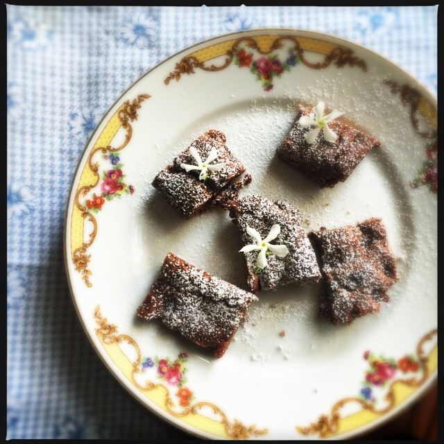 Choco Brownies Gluten Free