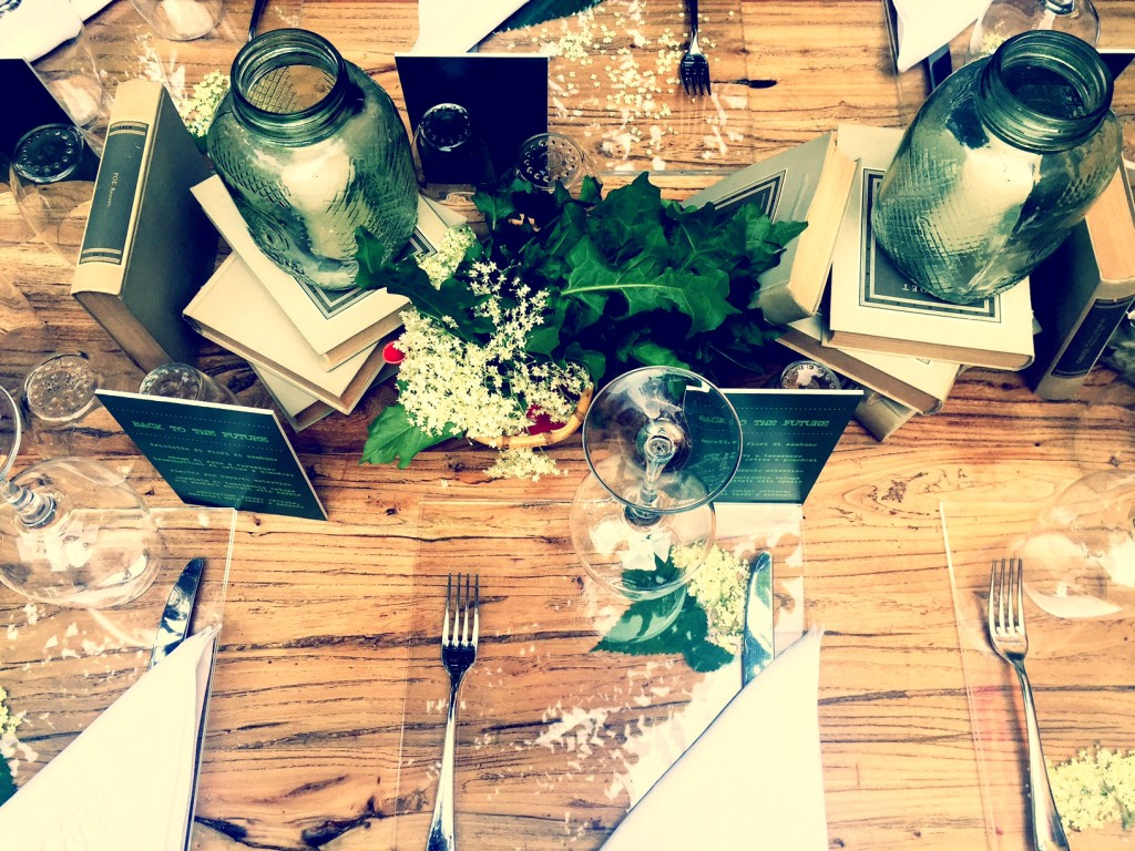 Table Setting Isa e Vane 13 Maggio 2015