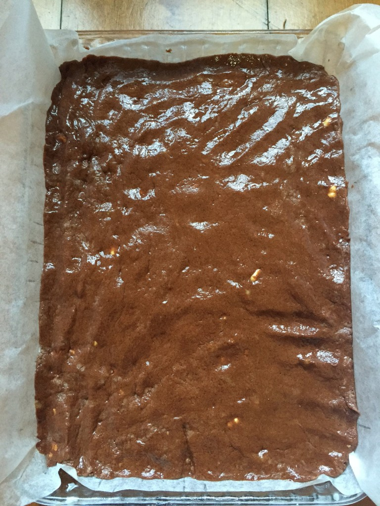 teglia Brownies