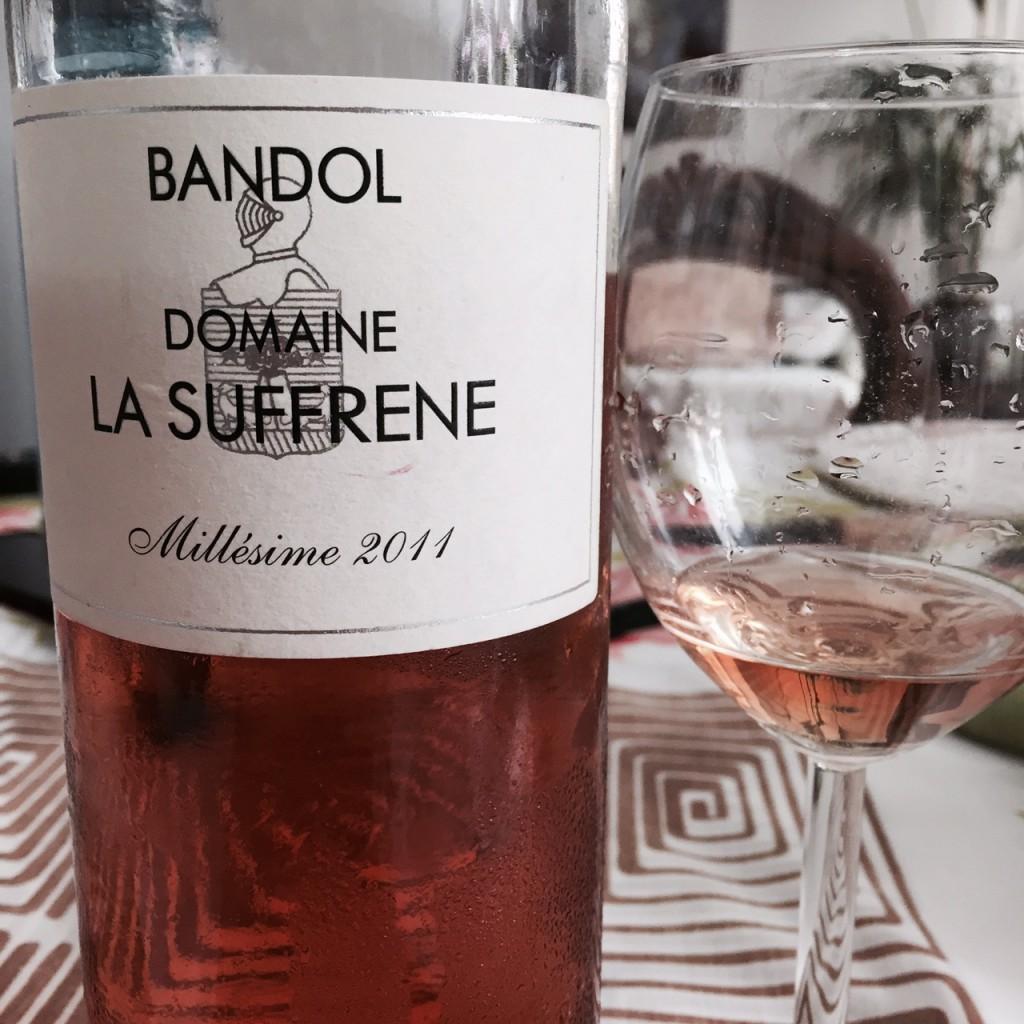 Bandol Domaine La Suffrene