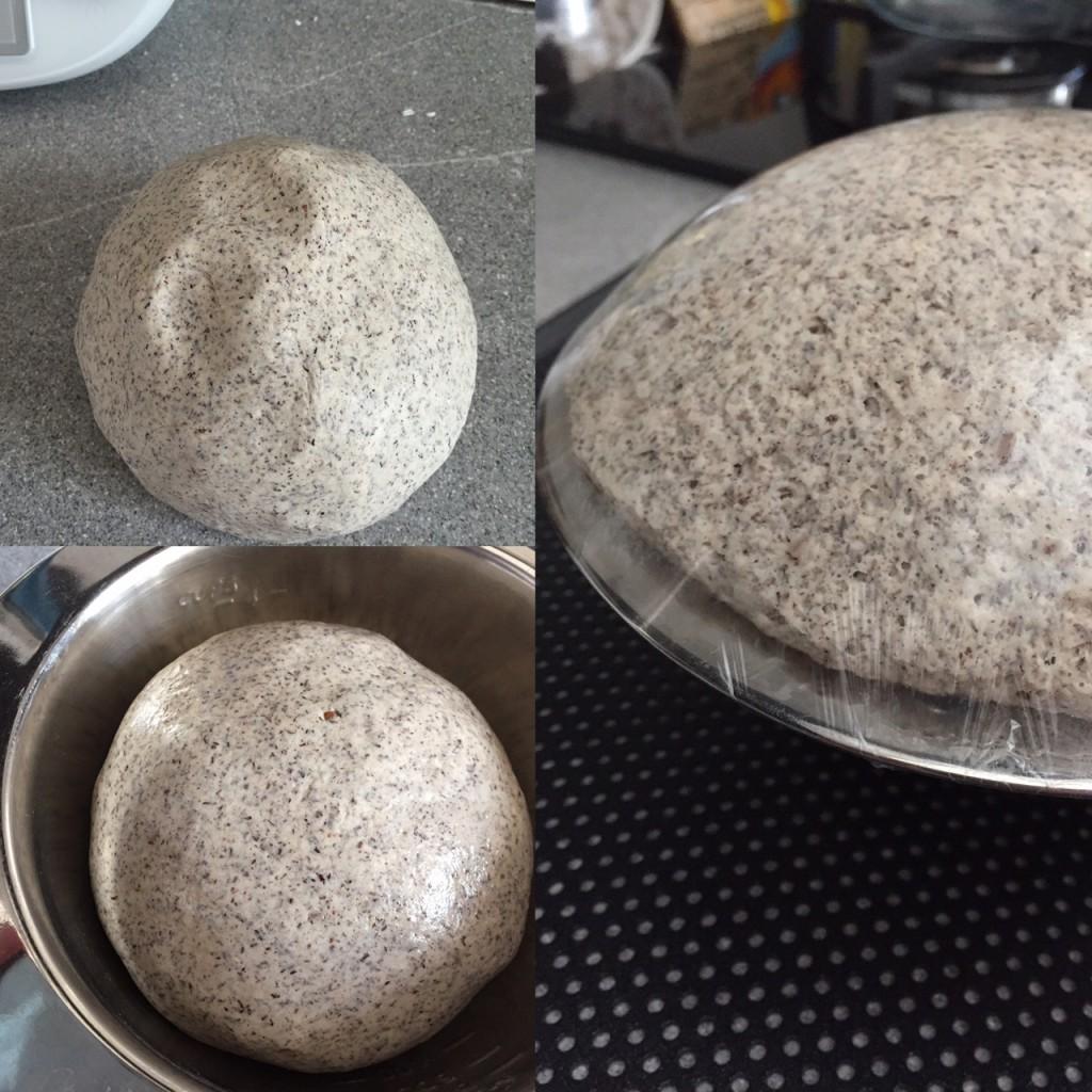 impasto e lievitazione pane senza glutine