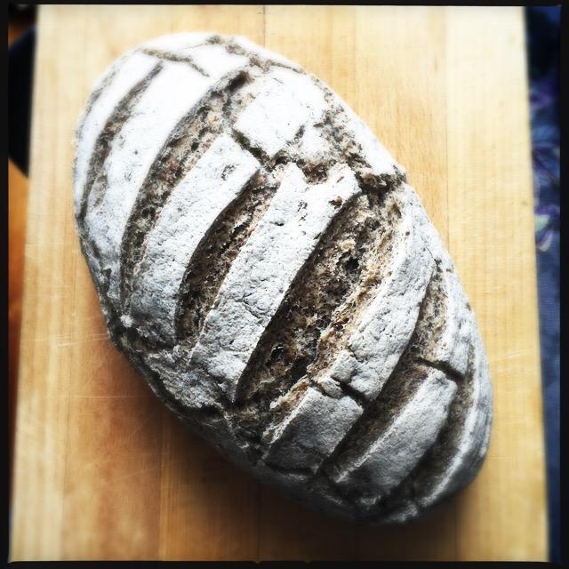 pane gluten free con grano saraceno