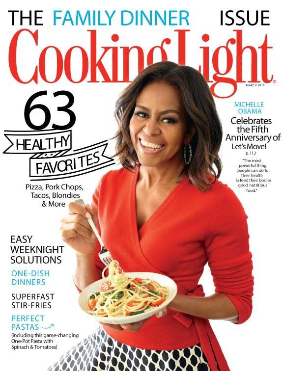 Michelle Obama pasta