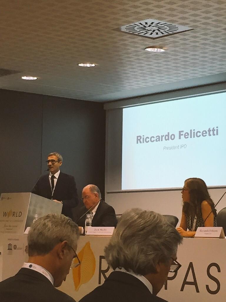 Riccardo Felicetti World Pasta day JPG