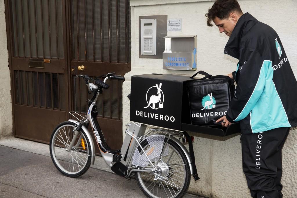 Deliveroo Milano