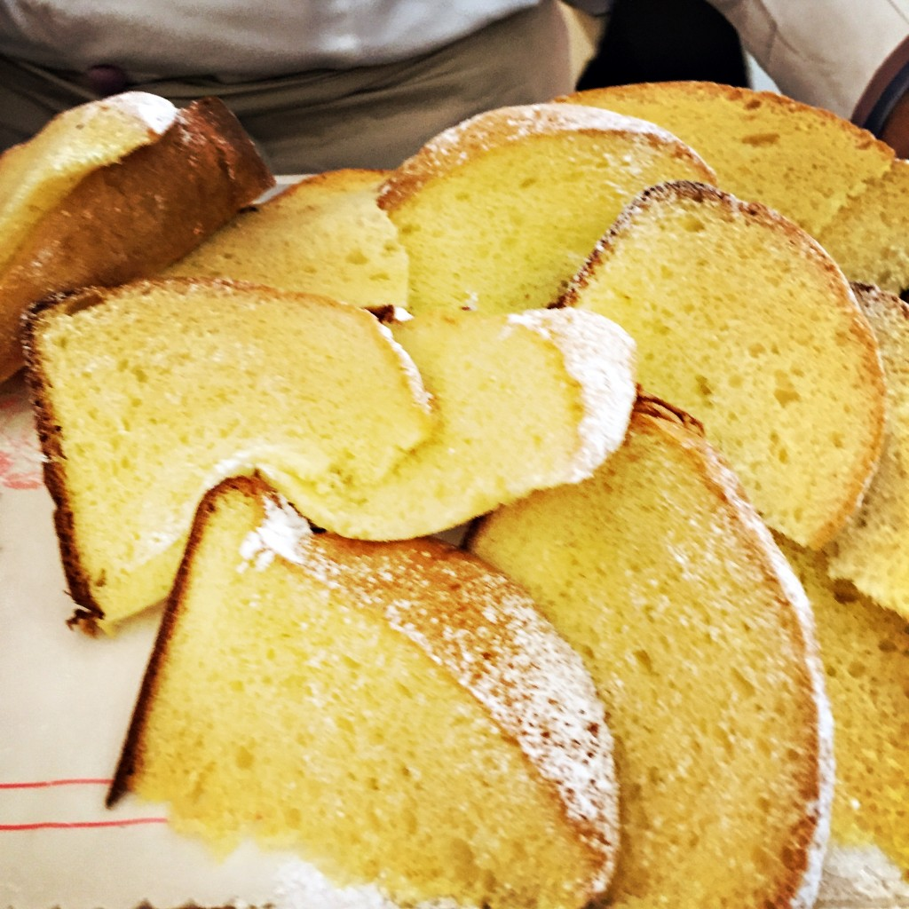 pan de oro Bauli