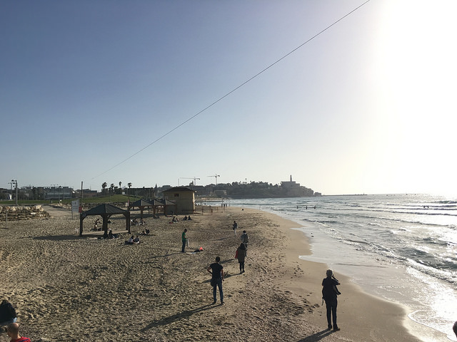 Alma Beach Tel Aviv