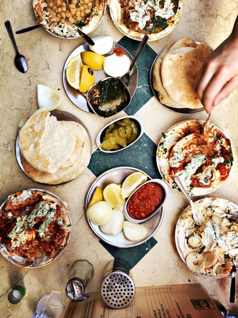 Colazione a Tel Aviv