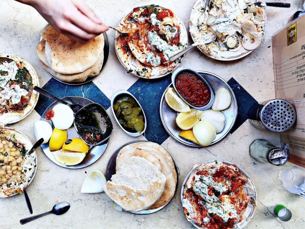 Openrestaurants2016 Tel Aviv
