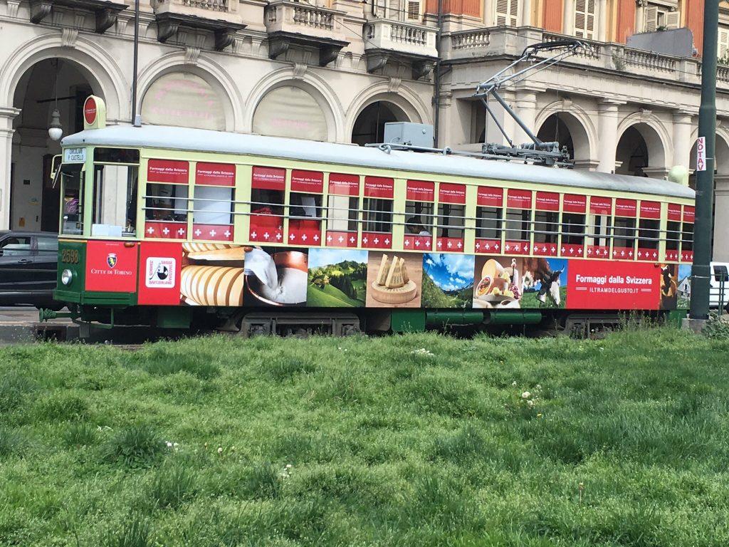 tram del gusto Torino