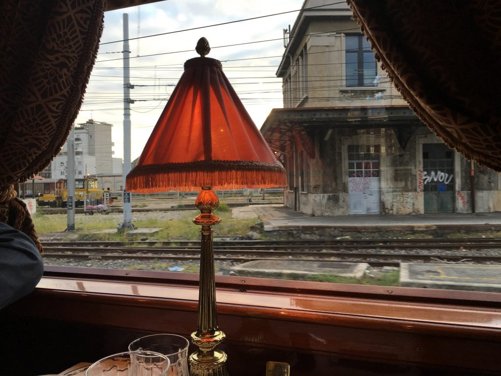 Dettagli, Venice Simplon Orient Express