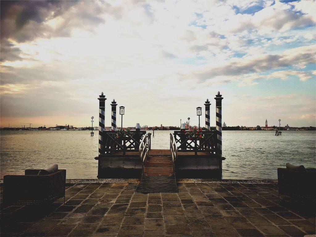 I love you Venice at San Clemente Palace Kempinski