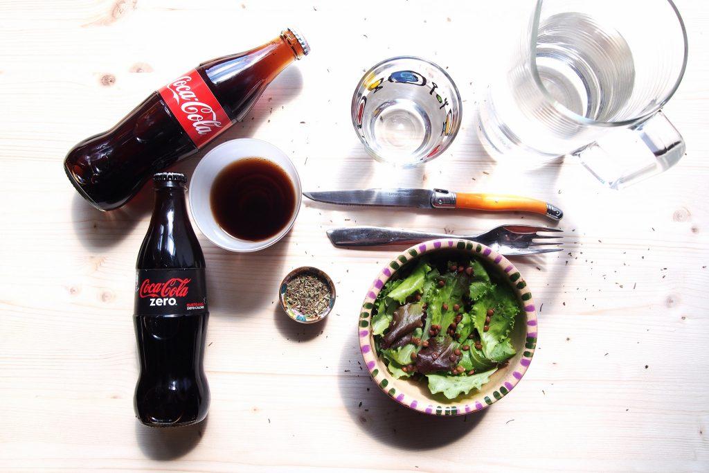Lenticchie lattughino e lime Il gusto a tavola Coca-Cola