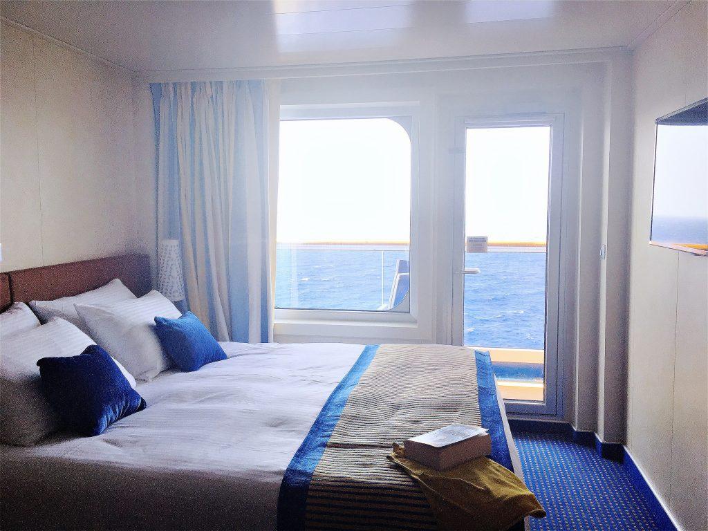 Cabina Carnival Cruise