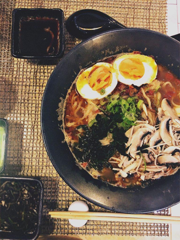 Cena Giapponese Il Ramen di Lisca Lisca