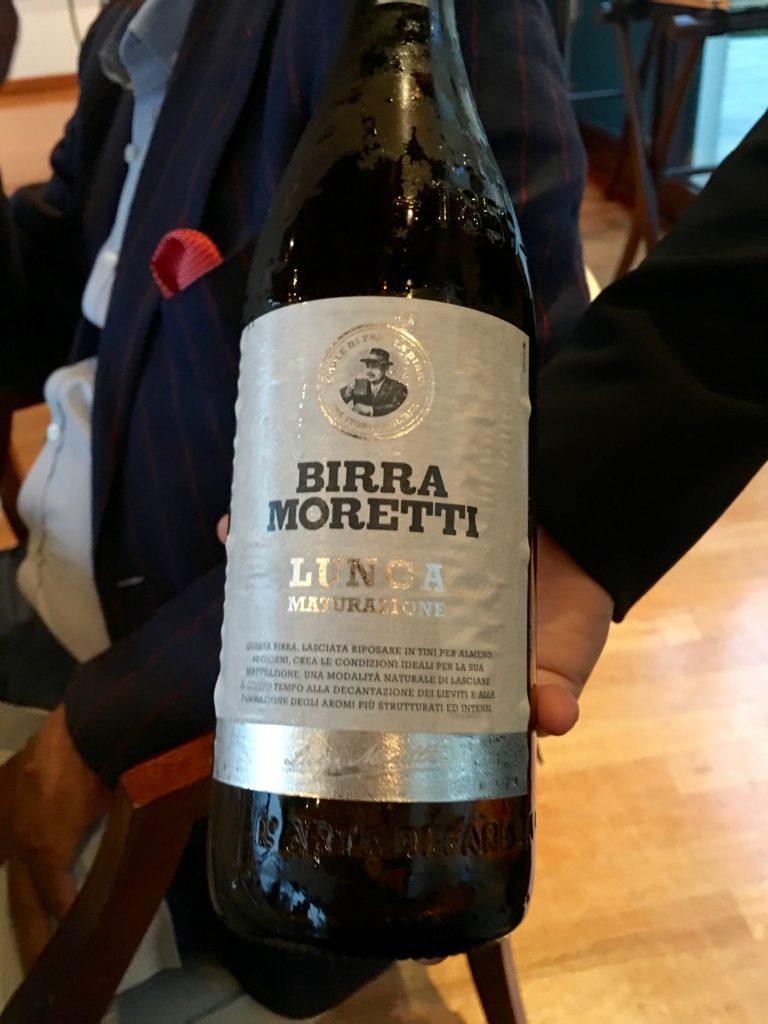 Birra Moretti Lunga Maturazione