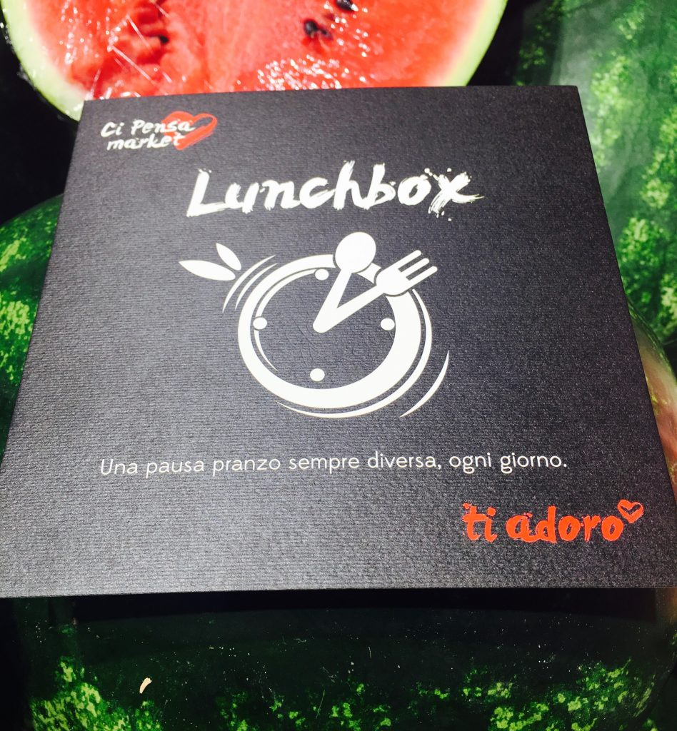 Lunchbox Carrefour Market