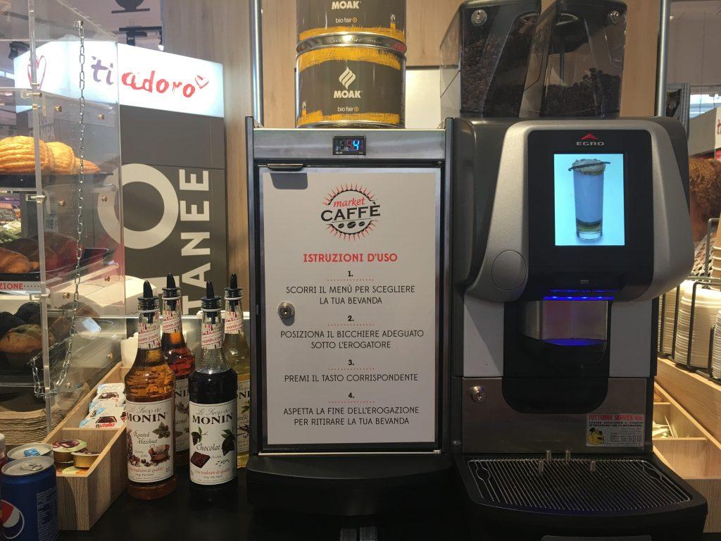 Market Cafè Carrefour