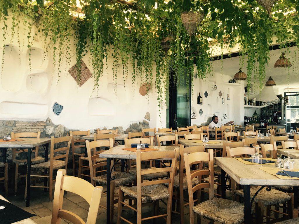 ristorante Columbus Anacapri