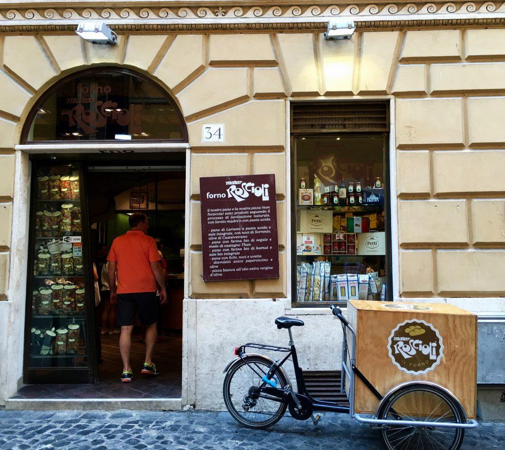 Antico Forno Roscioli- Roma