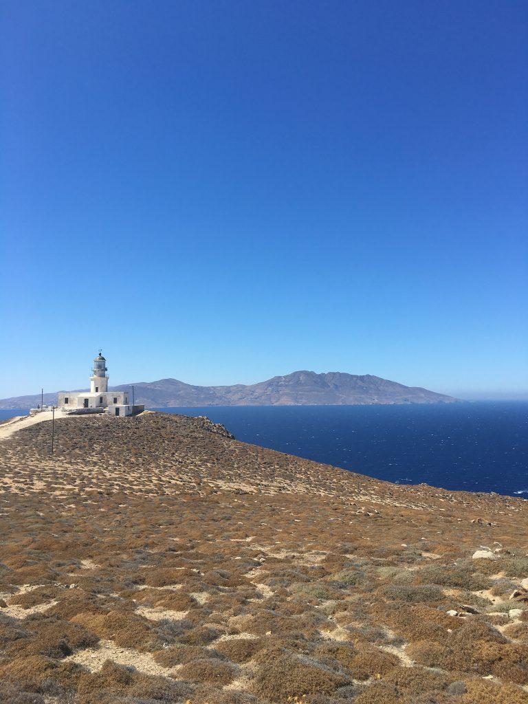 Fanari- Il faro di Mykonos