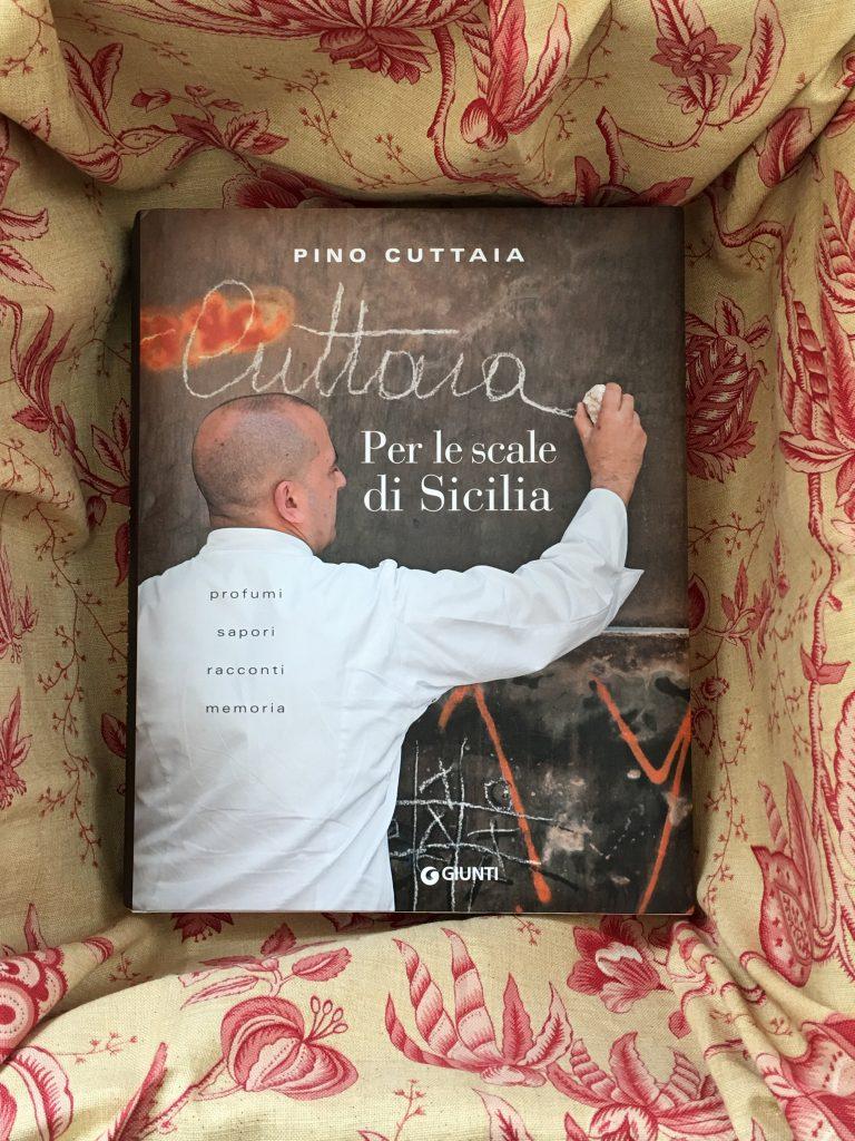 Per le scale di Sicilia, Pino Cuttaia